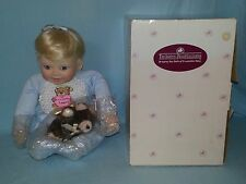 "Ashton-Drake ""I'm a Little Angel"" Porcelain Doll, w/ COA 5875 2B 1996"