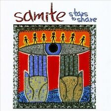 SAMITE Stars To Share Pristine Condition African Vocal & Kalimba & other inst CD