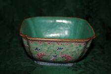 Chinese Porcelain Xianfeng  Blue Bowl 1850-1899