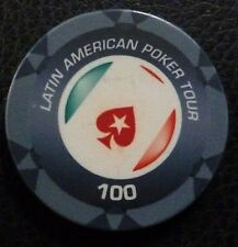 LATIN AMERICA CHIP Poker Tour Tournament $100 (Pokerstars token)