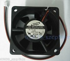 ADDA AD0612HB-A70GL DC12V 0.23A 60x60x25mm 2 Pin Case/CPU Cooling Fan