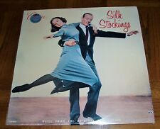"""NEW SEALED """"SILK STOCKINGS""""-MCA SOUNDTRACKS CLASSICS- FRED ASTAIRE- CYD CHARISSE"""