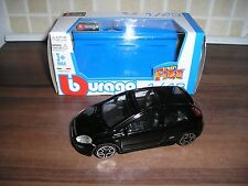 FIAT PUNTO EVA 1:43 SCALE DIECAST & PLASTIC MODEL CAR BY BURAGO
