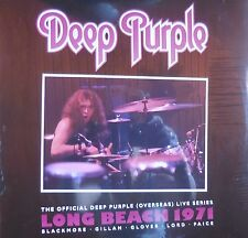 DEEP PURPLE long beach 1971  Remastered Foldout Sleeve 2LP NEU OVP/Sealed