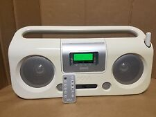 Sirius XM F5X007 BOOMBOX With Receiver & Remote