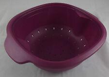 Tupperware warmietup warmie tup passoire panier 2,25 L violet violet neuf emballage d'origine