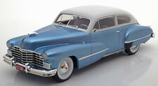 1946 Cadillac Series 62 Club Coupe Light Blue by BoS Models LE of 1000 1/18 New!