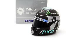 Nico Rosberg Mercedes f1 w06 ibrido formula 1 2015 1:2 CASCO SCHUBERTH