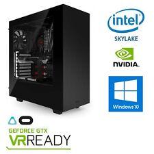 La si buffs PRO i7-6700k 4 Ghz SSD 240 GB 16GB di RAM GTX 1080 VR Gaming PC desktop