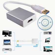 USB 3.0 a HDMI HD 1080P Cavo Video Adattatore Convertitore Per PC portatile