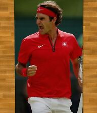 Roger Federer Beach Towel NEW Summer 2016 Tennis Player Wimbledon Swiss Champion