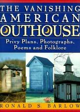 The Vanishing American Outhouse-ExLibrary