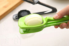 Mushroom Egg Cutter Slicer Kitchen Tool Chopper Gadgets Utensils-Green Color
