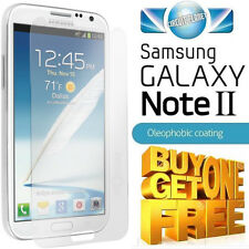 GENUINE TEMPERED GLASS SCREEN PROTECTOR FOR SAMSUNG GALAXY NOTE 2 N7100 N7105