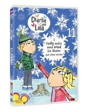 Charlie and Lola, Vol. 11: I Really Really Need Actual Ice (DVD Used Very Good)