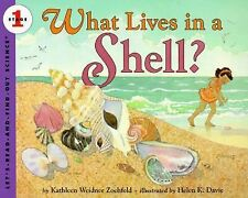 What Lives in a Shell? Let's-Read-and-Find-Out Science 1)