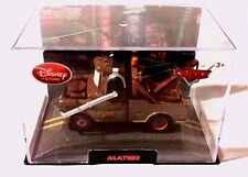 Disney Store Pixar Cars 2 Race Team Mater Collector Case Die Cast Vehicle