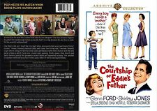 The Courtship of Eddie's Father ~ New DVD 2013 ~ Glenn Ford_Shirley Jones (1962)