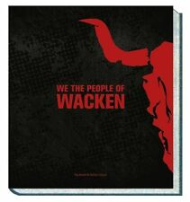 WE THE PEOPLE OF WACKEN - Photo Book - CD