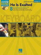He Is Exalted - Keyboard Edition: Worship Band Play-Along Volume 4, , Good Book