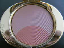 Christian dior refillable Diorific powder compact  756 duo apricot 0.17 oz