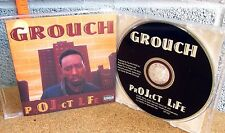 GROUCH Project Life CD Michigan hip hop Streets of Detroit rap 2001 underground