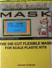 Eduard 1/72 CX181 Canopy Mask for the Revell Focke Wulf Fw200 Condor kit