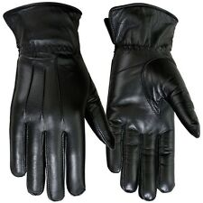 Ladies Winter Dress Gloves Genuine Leather Soft Thermal Lined Driving Glove 6.5