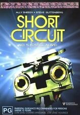 Short Circuit (1986) DVD NEW