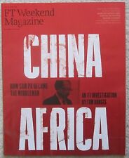 Sam Pa – China's middleman in Africa – FT Weekend magazine – 9 August 2014
