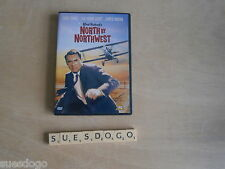 HITCHCOCK'S NORTH BY NORTHWEST - CARY GRANT EVA MARIE SAINT JAMES MASON 1959 DVD