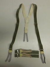German Wehrmacht WW2 GERMAN ARMY suspenders Y-STRAPS field pants original