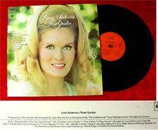 LP Lynn Anderson Rose Garden