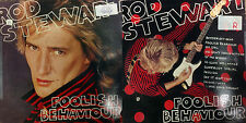 DISCO 33 GIRI -      ROD STEWART ‎– FOOLISH BEHAVIOUR                       (B)