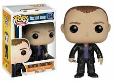 *NEW* Doctor Who: #294 Ninth Doctor POP Vinyl Figure by Funko