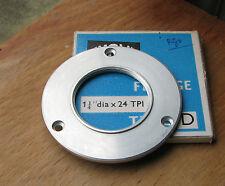 """1.25""""   thread enlarger lens  flange attachment  59mm diameter Aluminium"""