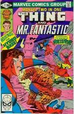 Marvel Two-in-one # 71 (thing + Sr. Fantastic) (Estados Unidos, 1980)
