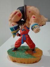 Dragon Ball Z Megahouse Capsule Neo figure Goku vs Nappa
