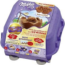 Milka Löffel Ei 4 Easter Chocolate Eggs Filled With Cocoa Cream Spoon 136g