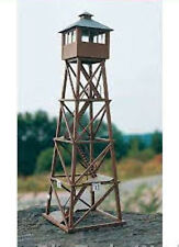 Piko G-Scale 62222 Fire Post Building Kit MIB / New
