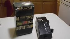Polaroid Autoprocessor 35mm Instant Slide Film Processor ORP $110!