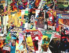WHOLESALE LOT 25 DC COMIC BOOKS Superman Batman Wonder Woman Flash ++ #comics