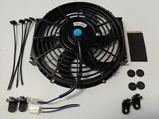 "10"" Heavy Duty Radiator Electric Fan 1500 CFM Brand New Reversible SBC BBC 350"