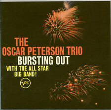 Peterson, Oscar, Bursting Out With the All Star Band!