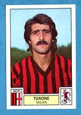 CALCIATORI 1975-76 Panini - Figurina-Sticker n. 183 - TURONE - MILAN -Rec