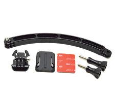Gopro Action Helmet Extension Arm Mount Kit for Go Pro Hero 1 2 3 3+ 4 SJ6000
