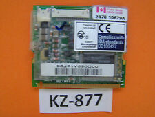 HP Ambit modem LAN t18n040.00 Mini PCI CARD OmniBook Pavilion 5310#kz-877 Laptop