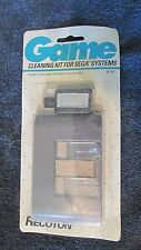 Recoton Game Cleaning Kit for Sega Systems - V137 - NEW!!!  (CA 13)