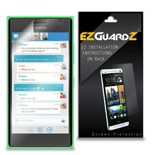 2X EZguardz LCD Screen Protector Skin HD 2X For Nokia Lumia 735 (Ultra Clear)