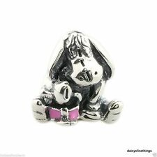 NEW! AUTHENTIC PANDORA CHARM DISNEY EEYORE  #791567EN80   P